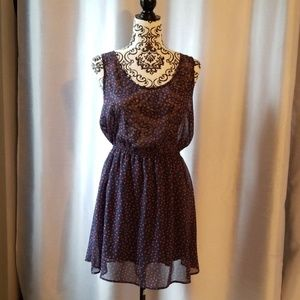 Birdseye dress size S/M